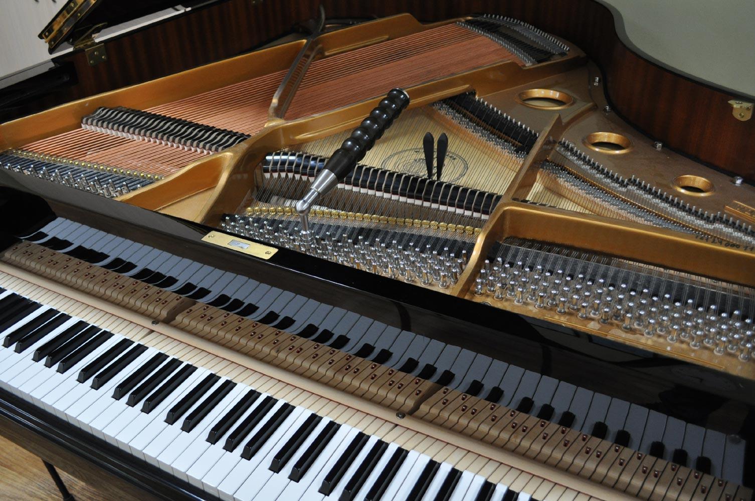 Новый рояль Хофманн